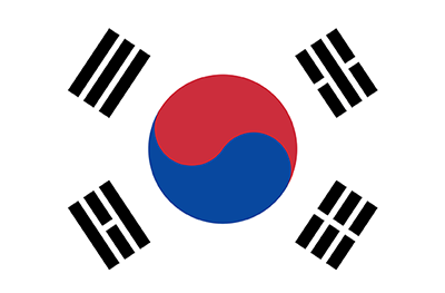 drapeau coreen